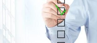 Checkliste zum Wechsel